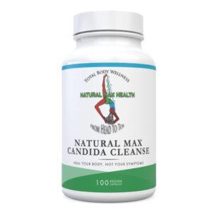 Natural Max Candida Cleanse–Capsules