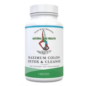 Maximum Colon Detox & Cleanse