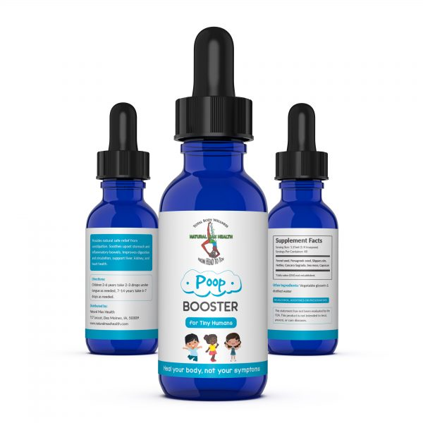 Poop Booster Formulated by Natural Max Health