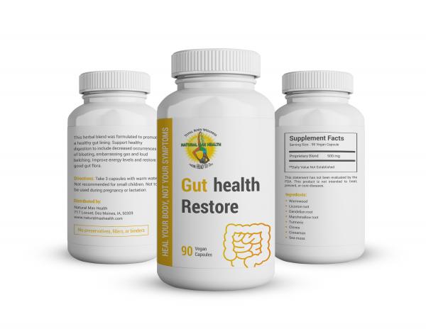 Gut Health Restore