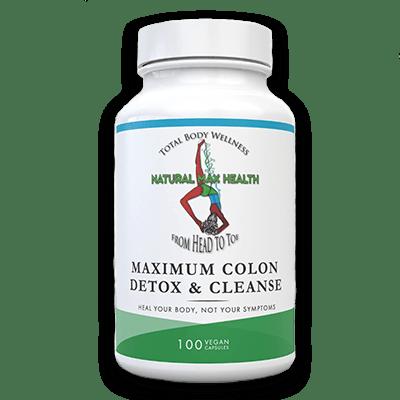 Maximum Colon Detox & Cleanse, by Natural Max Health