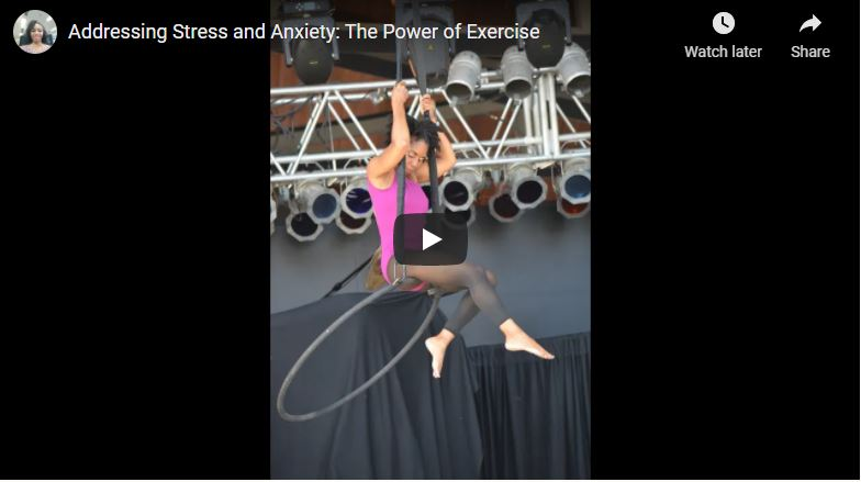 Anxiety and Stress: The Power of Exercise