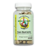 Hair Nutrients by Natural Max Health Stop baldness and restore damaged hair.